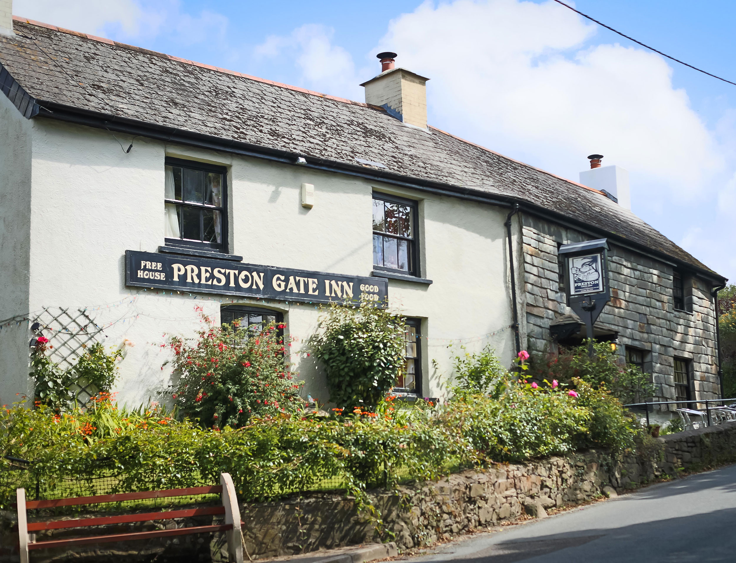 Preston Gate Inn, Poughill near Bude